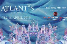Atlantis Water Festival Bangkok - RCA Bangkok, dj festival, hard style, Thailand, Bangkok