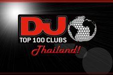 DJ Mag Top 100 Clubs Thailand, dj, Bangkok, Phuket, EDM Thailand