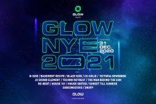 Glow Bangkok - NYE 2021, dj