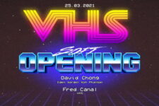 VHS Bangkok - Soft Opening, bkk, thailand