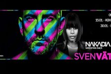Sven Väth and Nakadia Return to Thailand
