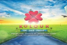 Kolour In The Park Bangkok 2017!