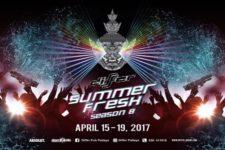 Differ Pattaya Summer Fresh 2017 – Songkran Celebration!