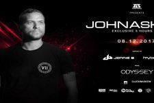 Odyssey Bangkok TLT - John Askew, Trance Thailand, DJ, TLT