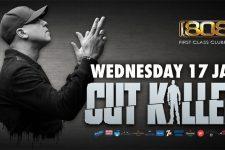 808 Club Pattaya - Cut Killer Live