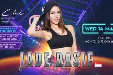The Club Khaosan Bangkok - DJ Jade Rasif, DJ, Thailand