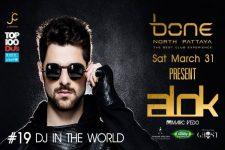 Bone Pattaya - Alok, Thailand, DJ, DJ Mag