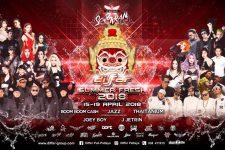 Differ Pattaya Summer Fresh 2018, DJ, Songkran, Thailand