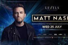 Levels Bangkok - Matt Nash, DJ, Thailand