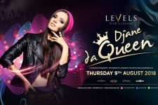 Levels Bangkok - DJane Da Queen, Party, Thailand
