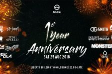 Noiz Club Bangkok - Anniversary Party