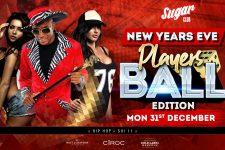 Sugar Club Bangkok - NYE 2019 Players Ball